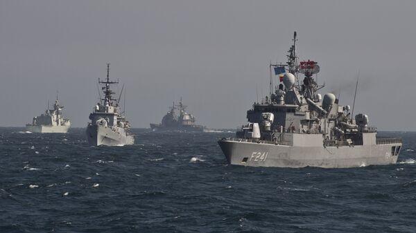 Бродови НАТО-а у Црном Мору - Sputnik Србија