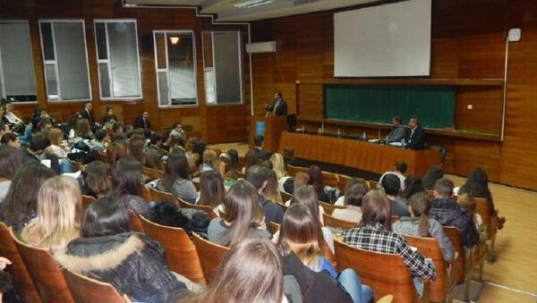Studenti - Sputnik Srbija