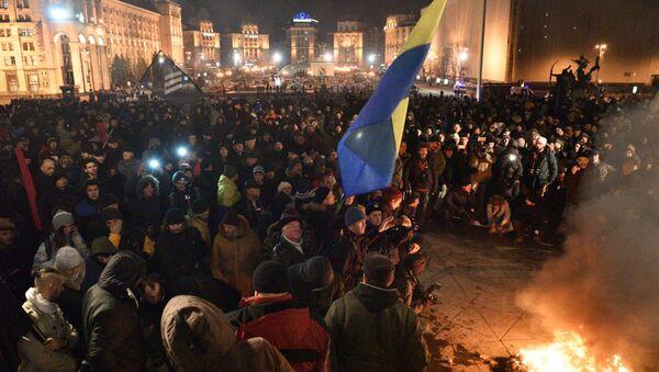 Majdan 2014. godine u Ukrajini - Sputnik Srbija