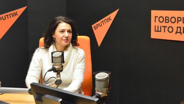 Sanda Rašković Ivić u Sputnjikovom studiju - Sputnik Srbija