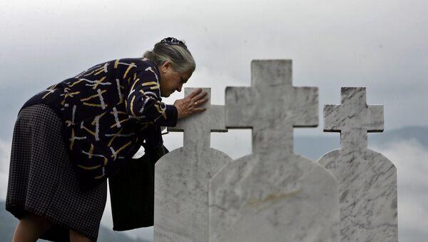 Groblje u Bratuncu, BiH - Sputnik Srbija