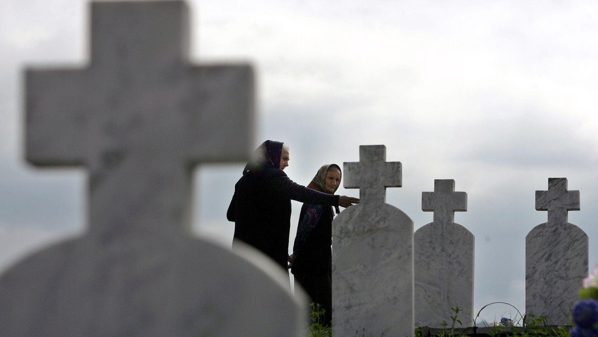 Groblje u Bratuncu, BiH - Sputnik Srbija, 1920, 10.07.2021