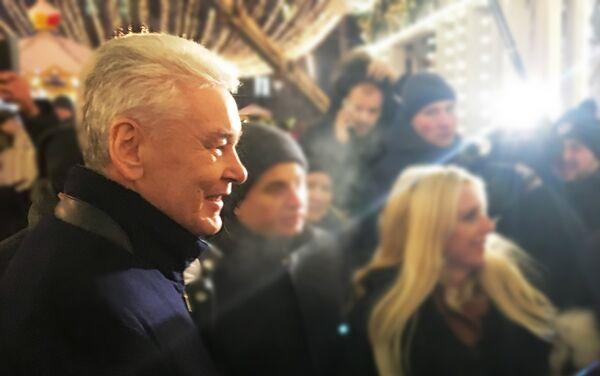 Gradonačelnik Moskve Sergej Sobjanjin na Danima Beograda u Moskvi - Sputnik Srbija