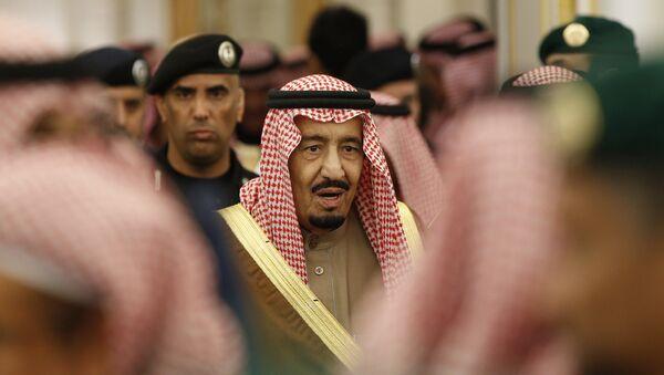 Саудијски краљ Салман - Sputnik Србија
