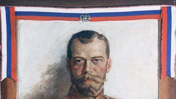 Portret cara Nikolaja II Romanova naslikan 1959. godine. - Sputnik Srbija