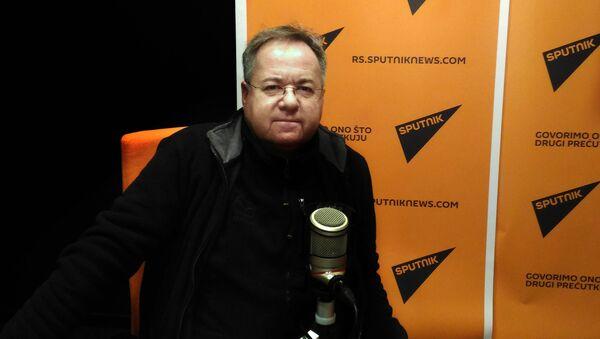 Драго Пилсел - Sputnik Србија
