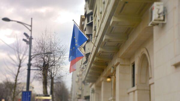 Amasada Češke republike u Beogradu - Sputnik Srbija