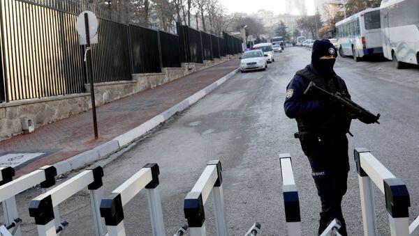 Turska policija - Sputnik Srbija