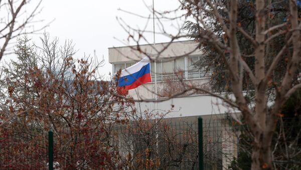 Amabsada Rusije u Ankari, Turska - Sputnik Srbija