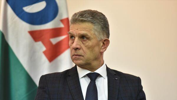 Председник Странке демократске акције Санџак Сулејман Угљанин - Sputnik Србија