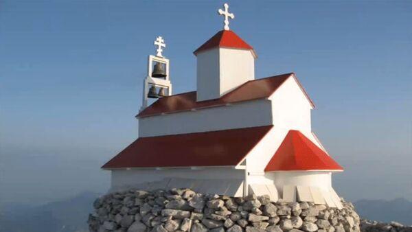 Crkva Svete Trojice na Rumiji - Sputnik Srbija