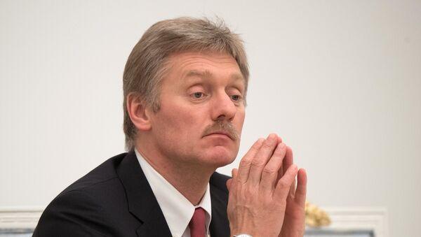 Pres-sekretar predsednika Rusije Dmitrij Peskov - Sputnik Srbija