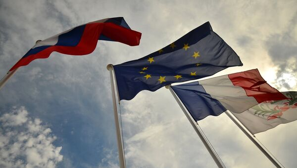 Заставе Русије, ЕУ и Француске  - Sputnik Србија