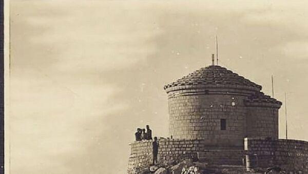 Njegošev mauzolej na Jezerskom vrhu 1911 - 1920. - Sputnik Srbija