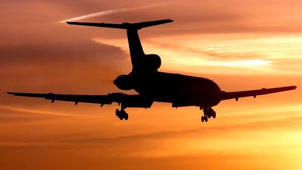 Авион Ту-154 - Sputnik Србија