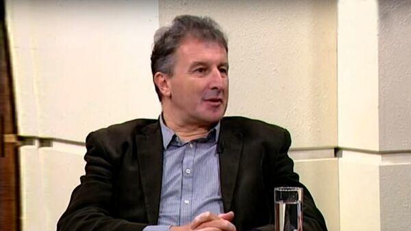 Dejan Savić, v.d. direktor Narodnog pozorišta - Sputnik Srbija