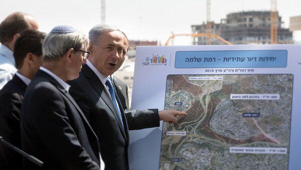 Premijer Izraela Benjamin Netanjahu - arhivska fotografija - Sputnik Srbija