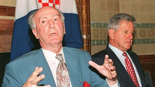 Мухамед Филиповић - Sputnik Србија