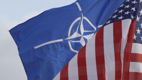 Заставе НАТО-а САД - Sputnik Србија