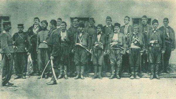Najstarija fotografija srpske vojske - Sputnik Srbija