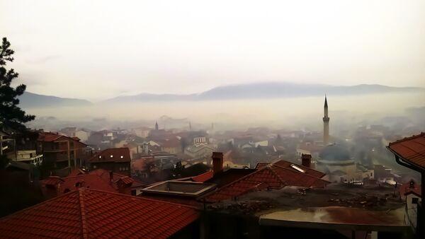Kosovo i Metohija: Pogled na Prizren iz naselja Podkaljaje - Sputnik Srbija