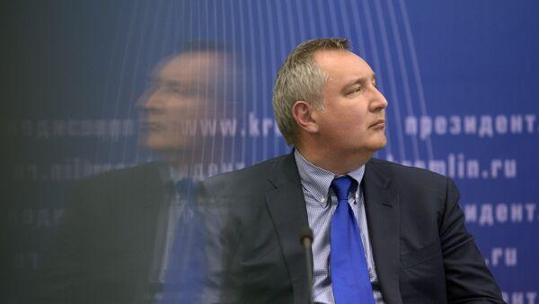 Дмитриј Рогозин - Sputnik Србија