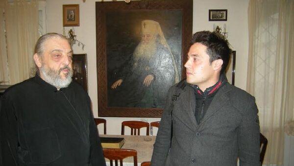 Dejan i Tarasjev - Sputnik Srbija