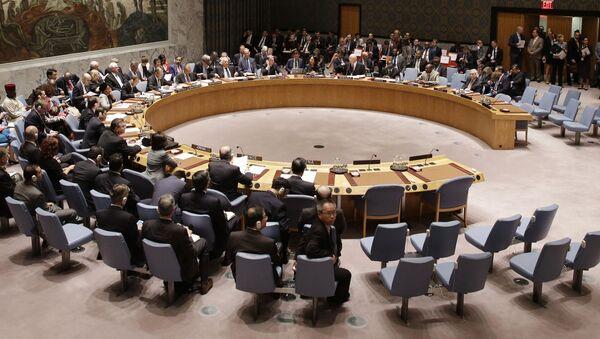Sednica Saveta bezbednosti UN - Sputnik Srbija