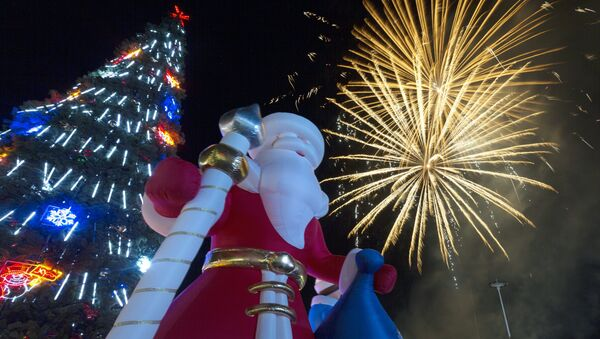 Nova godina, doček - Sputnik Srbija