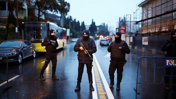 Specijalna policija - Sputnik Srbija