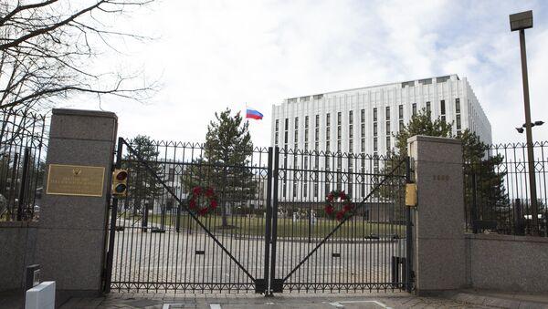 Ambasada Rusije u Vašingtonu - Sputnik Srbija