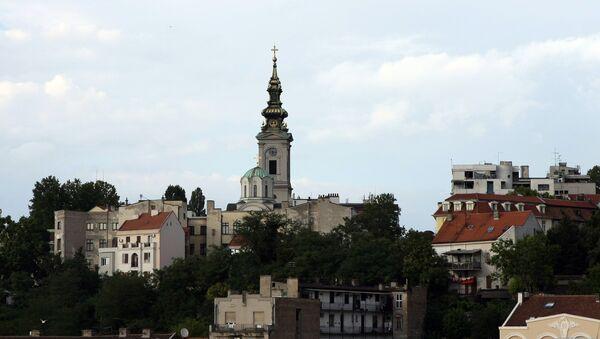 Pogled na Stari grad u Beogradu - Sputnik Srbija