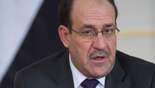 Potpredsednik Iraka Nuri el Maliki - Sputnik Srbija