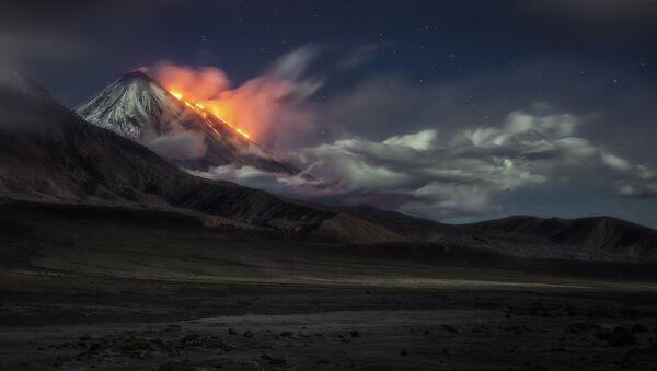 Когда не спит вулкан - Sputnik Србија