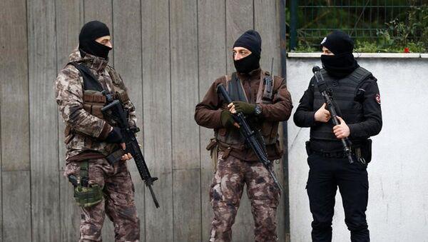 Турска полиција - Sputnik Србија