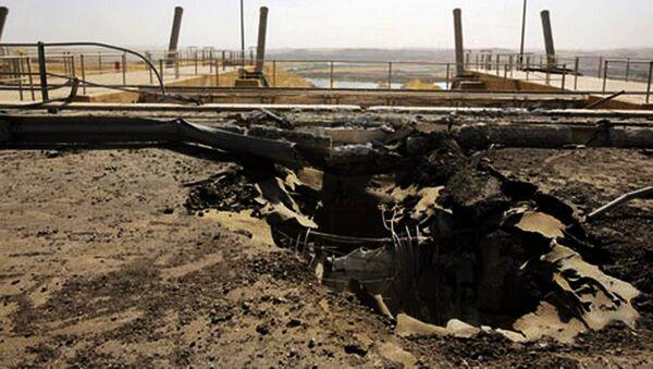 Pukotina na brani u Mosulu - Sputnik Srbija