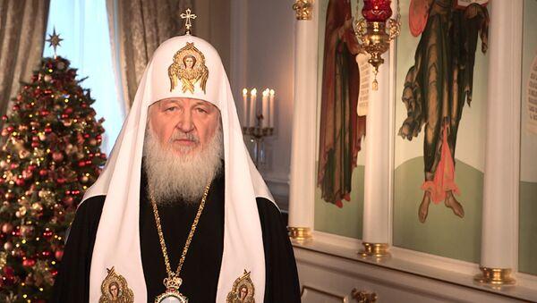 Poglavar RPC čestitao Božić  pravoslavnim vernicima - Sputnik Srbija