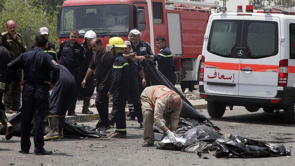 Багдадска полиција - Sputnik Србија