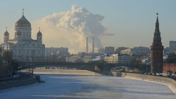 Мраз у Москви - Sputnik Србија