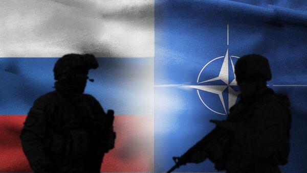 Rusija NATO ilustracija - Sputnik Srbija