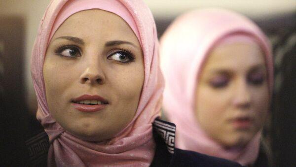 Муслиманке у Сарајеву - Sputnik Србија