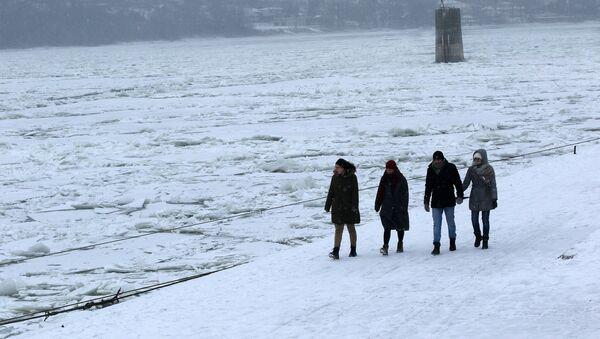 Ledeni dani u Srbiji - Sputnik Srbija