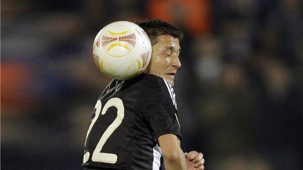 Саша Илић, фудбалер Партизана - Sputnik Србија