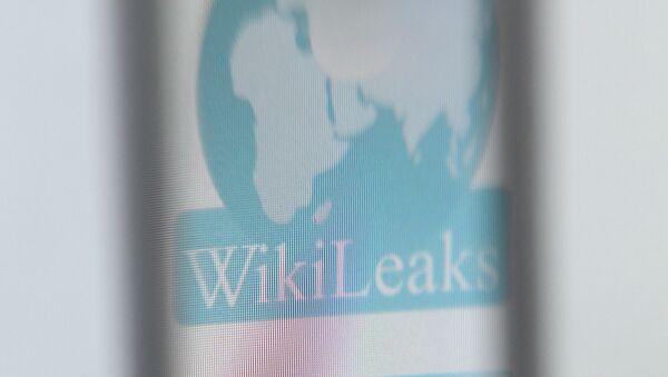 Лого веб-сајта Викиликс - Sputnik Србија