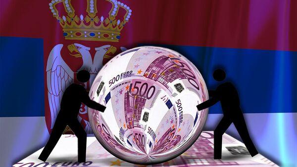 Euro - ilustracija - Sputnik Srbija