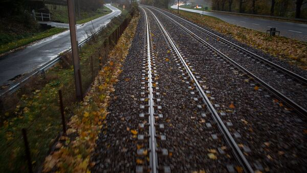 Железничка пруга - Sputnik Србија