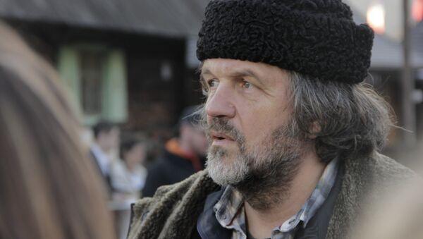 Емир Кустурица, редитељ - Sputnik Србија