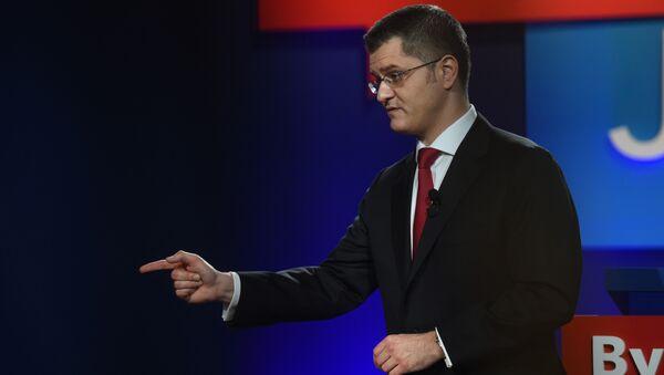 Vuk Jeremić - Sputnik Srbija
