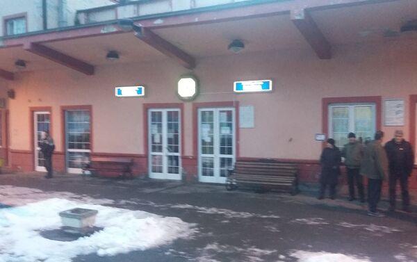 Železnička stanica u Raški - Sputnik Srbija