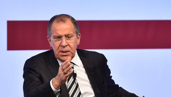 Министар спољних послова Русије Сергеј Лавров говори на Медитеранским дијалозима у Риму - Sputnik Србија